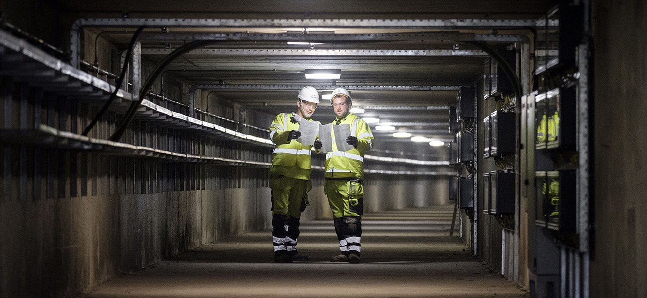 Manchester Airport Tunnels LED Lighting Upgrade